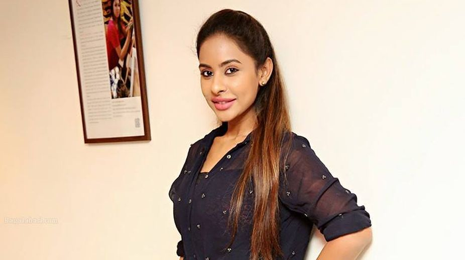 Sri Reddy-Abhiram intimate photos leak: Why is Suresh Babu's family mum?