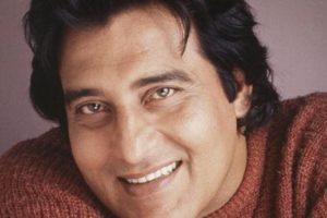Vinod Khanna death anniversary: A look back at the iconic actor's life