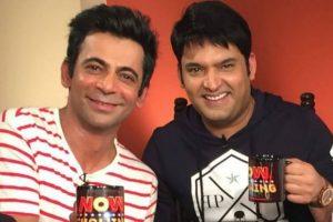 Kapil Sharma should take care of his health: Sunil Grover