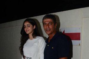 Ananya was destined for debut with Dharma: Chunky Panday on his daughter's debut
