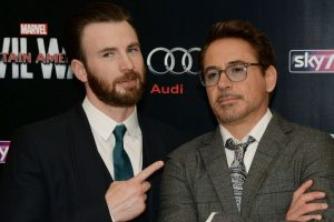 Robert Downey Jr incredibly giving actor: Chris Evans