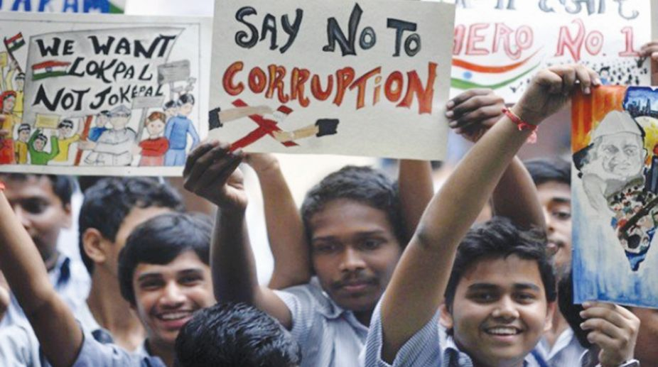 India Anti Corruption Protests Anna Hazare (Photo: AFP)