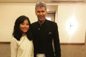 Milind Soman to tie knot with girlfriend Ankita this month?