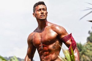 Tiger Shroff's 'Baaghi 2' clears '1st Monday' test, mints over Rs 12 crore