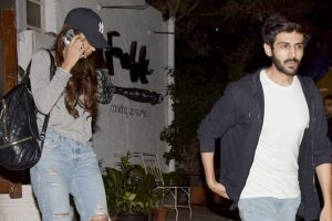 If not Nushrat, who is the mysterious girl Kartik is dating?