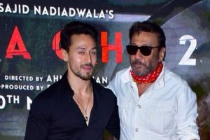 No comparison: Tiger Shroff on father Jackie