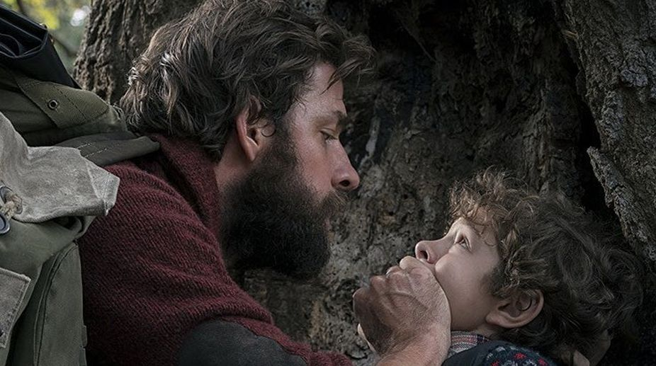 'A Quiet Place': Artistically mounted but contrived
