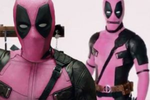 Ryan Reynolds auctions pink 'Deadpool' suit for a cause