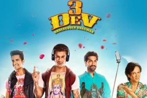 '3 Dev' is different from 'PK', 'OMG – Oh My God!': Director