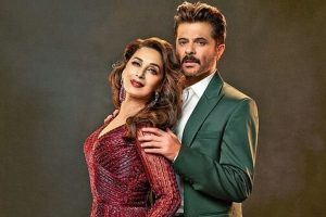 'Total Dhamaal' first look out: Anil Kapoor and Madhuri Dixit look iconic as ever