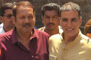 Akshay Kumar injures his ribs on sets of Kesari