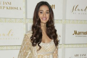 Disha Patani finds it fun to dress up for Indian weddings