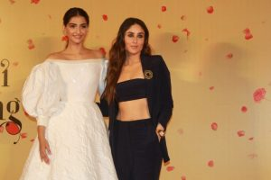 Kareena is my favourite hero: Sonam Kapoor