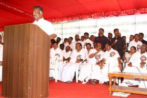 DMK has no moral right to talk about Cauvery issue: Tamil Nadu deputy CM