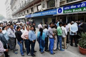 As ATMs dry up, govt blames 'unusual demand', vows to print more notes