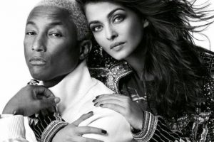 In pictures: Aishwarya Rai, Pharrell Williams play it cool on Vogue cover
