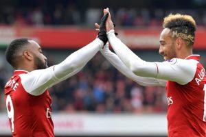 Premier League: Stoke City pay the penalties as Arsenal cruise