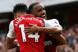Premier League: Alexandre Lacazette's late salvo sinks West Ham at Arsenal