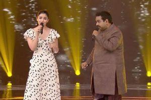 Watch: Alia Bhatt croons to Raazi's first song with Shankar Mahadevan