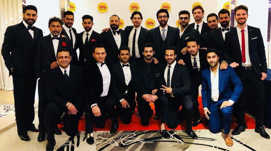 Ranbir Kapoor, Arjun Kapoor, Abhishek Bachchan, All-Star Football Club