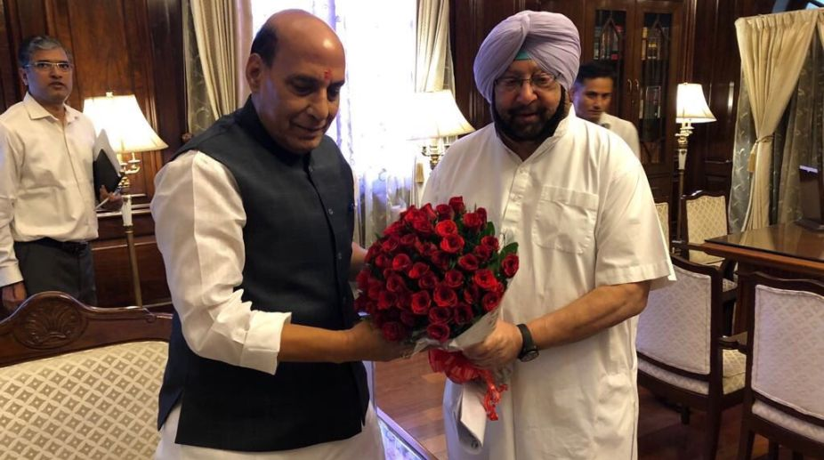 Nine new ministers to join Amarinder Cabinet