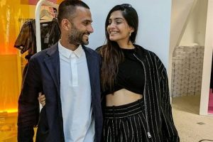 Know what did Anand Ahuja gift to Sonam Kapoor on her birthday
