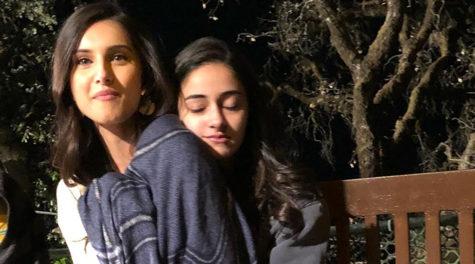 The leading ladies of the film Ananya Panday and Tara Sutaria are soaked in the warmth of friendship and are being labeled as the BFFs of the tinsel town.