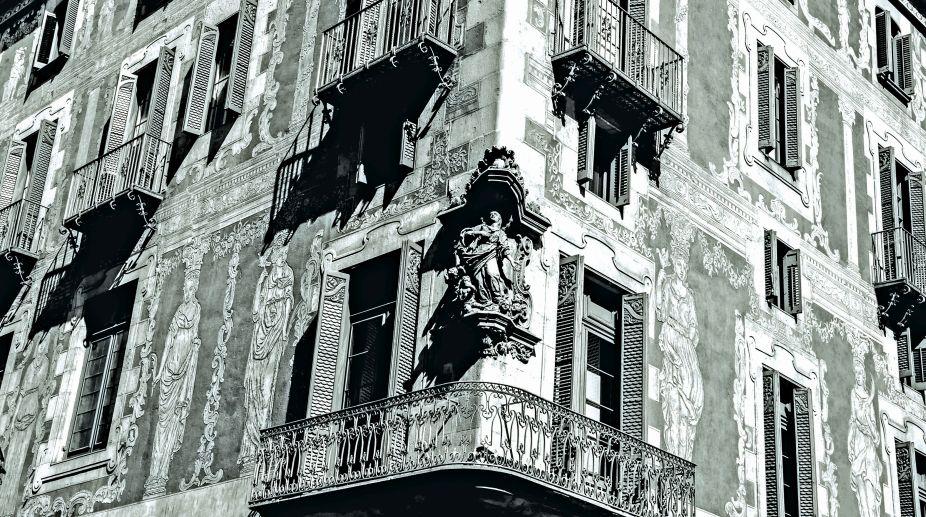 Calcutta's architecture, Calcutta Heritage Collective, Keshari Nath Tripathi
