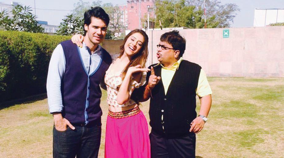 'Jijaji Chhat Per Hain' cast, comedy, family comedy, Bhabi ji Ghar par Hai, Shashank Bali, Chandni Chowk