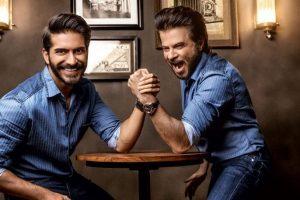 Father-son duo Anil Kapoor, Harshvardhan starts preparing for Abhinav Bindra's biopic