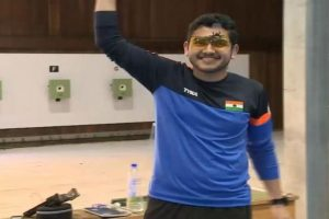 CWG 2018: 15-year-old Anish Bhanwala bags gold in 25M Pistol event