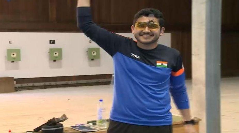 Shooter Anish Bhanwala