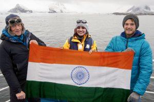 'Global warming pushing living organisms in Antarctica towards extinction'