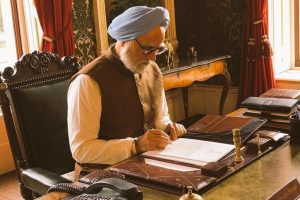 It's a schedule wrap for Anupam Kher's 'The Accidental Prime Minister'