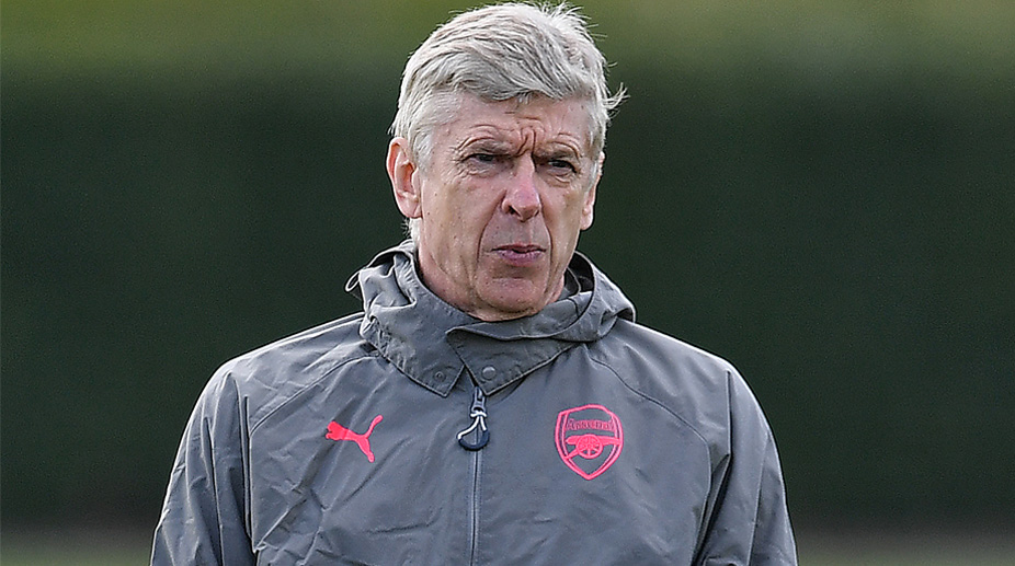 Arsene Wenger Arsenal F.C. Premier League UEFA Europa League Arsenal Injuries
