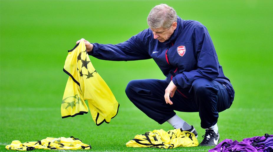 Arsene Wenger, Arsenal F.C., Premier League, UEFA Champions League, Cesc Fabregas