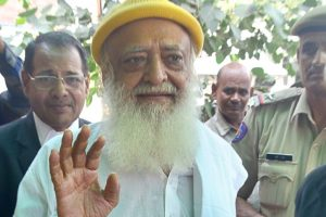 Raping girls no sin for 'Brahmgyani' like him, believed Asaram
