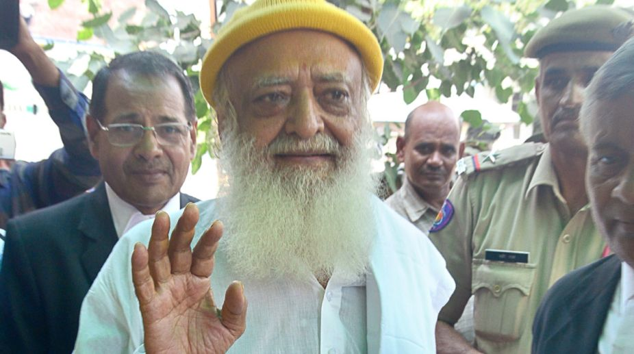 Rape convicted self styled godman Asaram sentenced to imprisonment till death