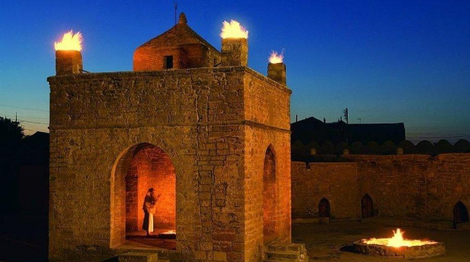 15 facts about Ateshgah, Baku fire temple where Sushma Swaraj paid homage