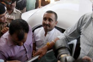 BJP MLA Sengar sent to 7-day CBI custody