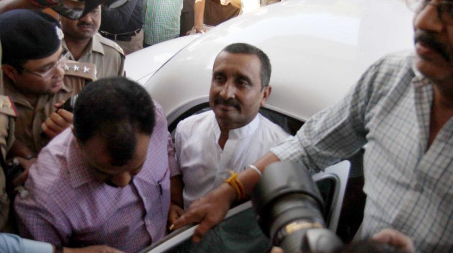 BJP MLA Kuldeep Singh Sengar