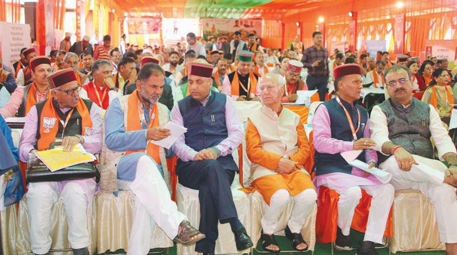 BJP, Himachal Pradesh, 2019 polls, Satpal Singh Satti