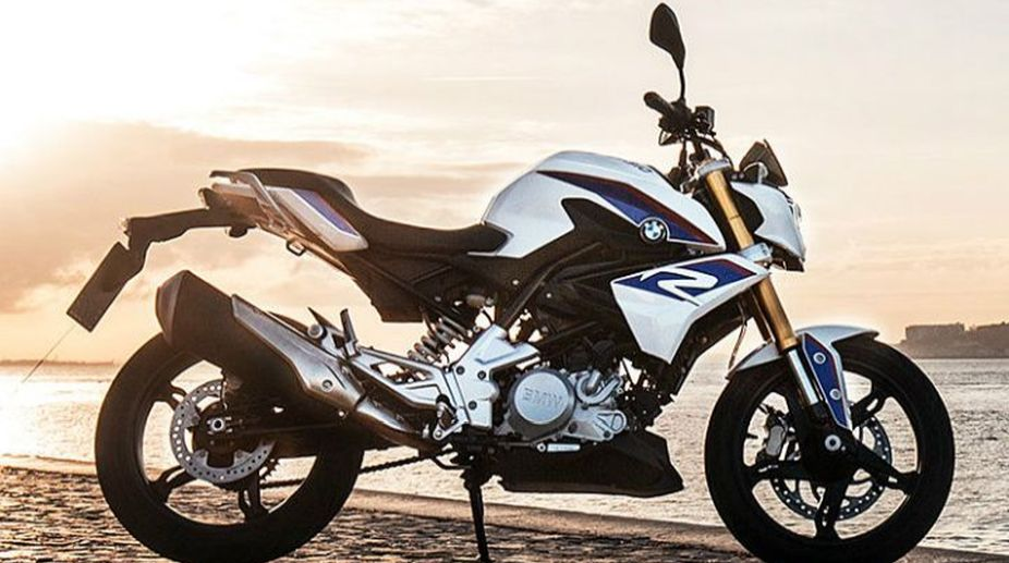 BMW G 310 R launching soon in India