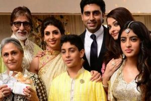 Big B, Abhishek Bachchan share heartwarming birthday wishes for Jaya Bachchan