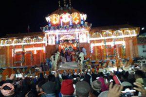 Badrinath shrine reopens, Char Dham yatra now operational