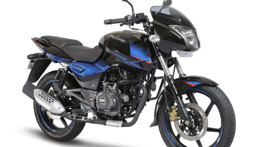 Bajaj Pulsar 150 With Dual Disc Brake Set-Up Launched At ₹ 78016