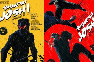 Here's the first look of Harshvardhan Kapoor's 'Bhavesh Joshi Superhero'