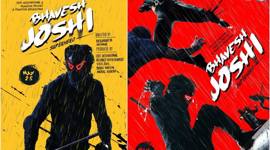 'Bhavesh Joshi Superhero'