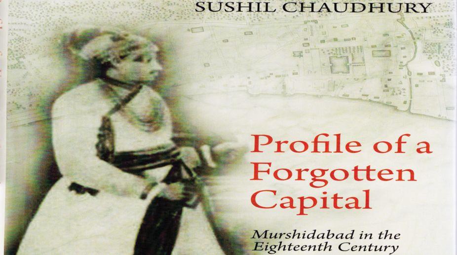 Sushil Chaudhury, KN Chaudhuri, Indian Ocean trade, Nawabi Lucknow