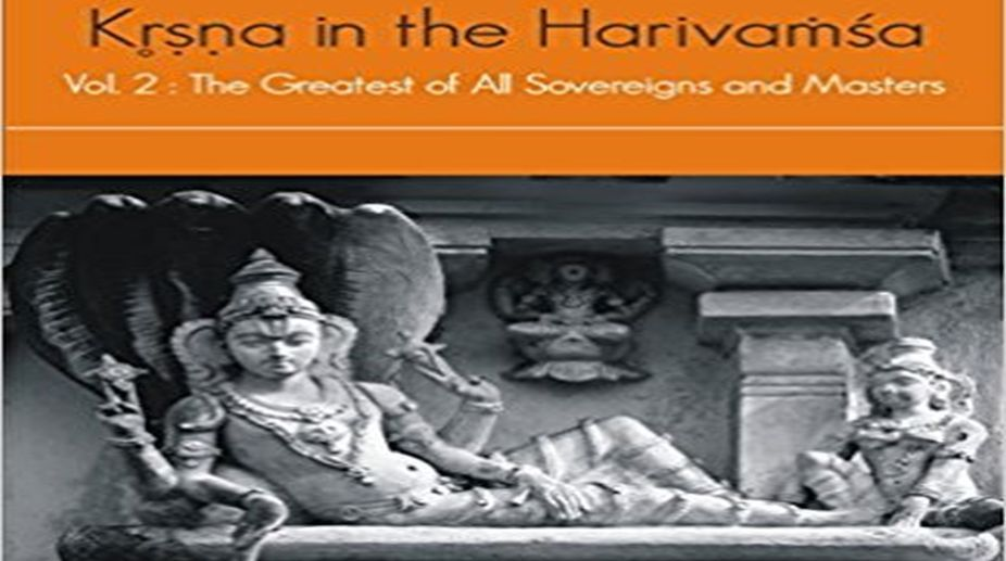 Krishna in the Harivamsa Vol 2 ~ The Greatest of all Sovereigns and Masters By Andre Couture DK Printworld, New Delhi